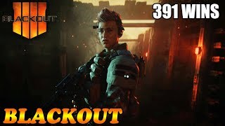 391 Wins // CoD Blackout // Call of duty Blackout // CoD // PS4