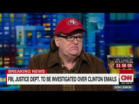 Michael Moore: Clinton