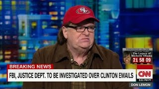 Michael Moore: Clinton's loss goes beyond email probe