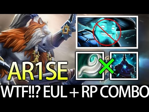 Wut? EUL + RP Combo to Kill Storm Arise The Best Magnus of Dota 2