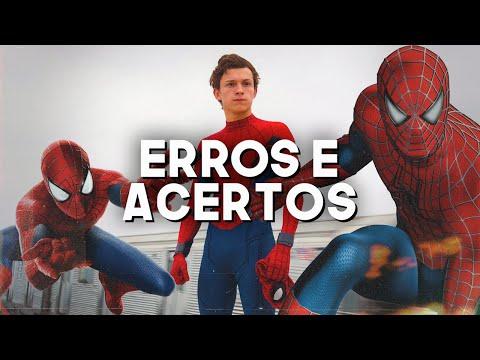 Homem Aranha: a história no cinema, a culpa e o 'De Volta ao Lar'