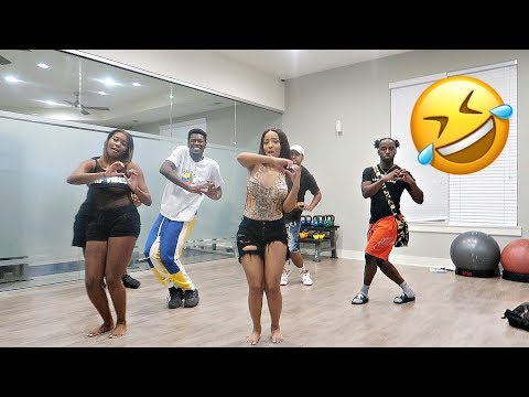 IN MY FEELINGS CHALLENGE WITH MY FRIENDS! (Keke do you love me?)