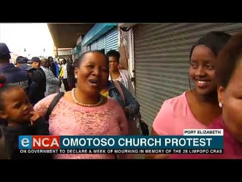 UPDATE: Service suspended at Omotoso's PE Church