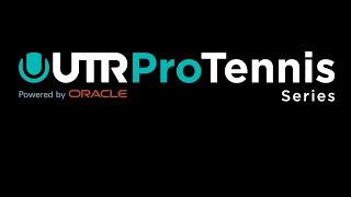 UTR Pro Tennis Series - Bendigo - Court 1 - 28 Jan