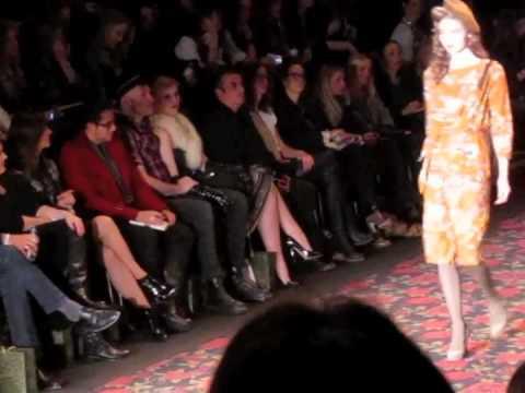 Lena Hoschek Fashion Runway Autumn/Winter 2012 Collection