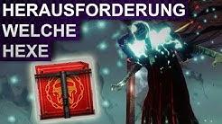 Destiny 2 Forsaken: Herausforderung Welche Hexe (Deutsch/German)