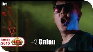 Download lagu Live Konser ~ Five Minute - Galau @Sumatera Selatan 2015