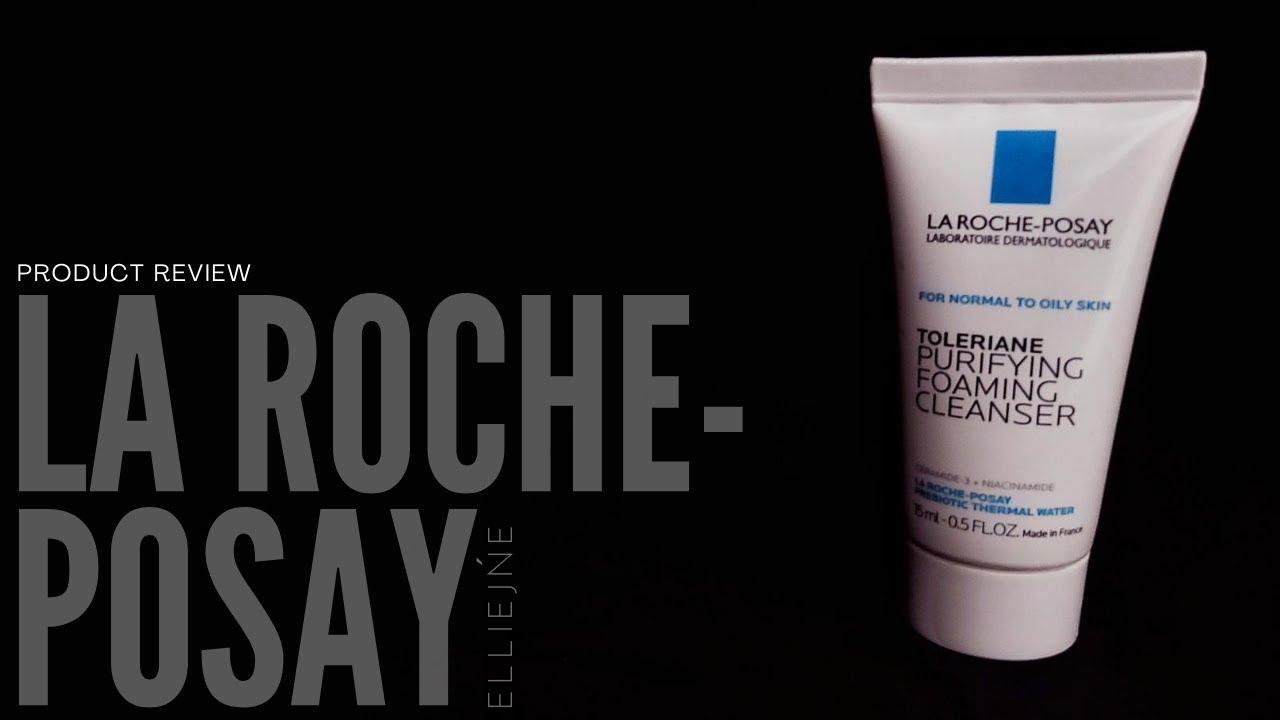 La Roche Cleansing Foam Review