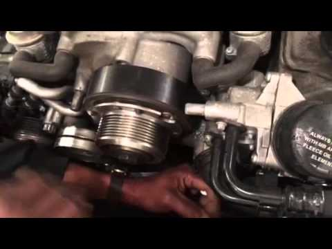 Hqdefault on Idler Pulley Bearing Replacement How To Youtube
