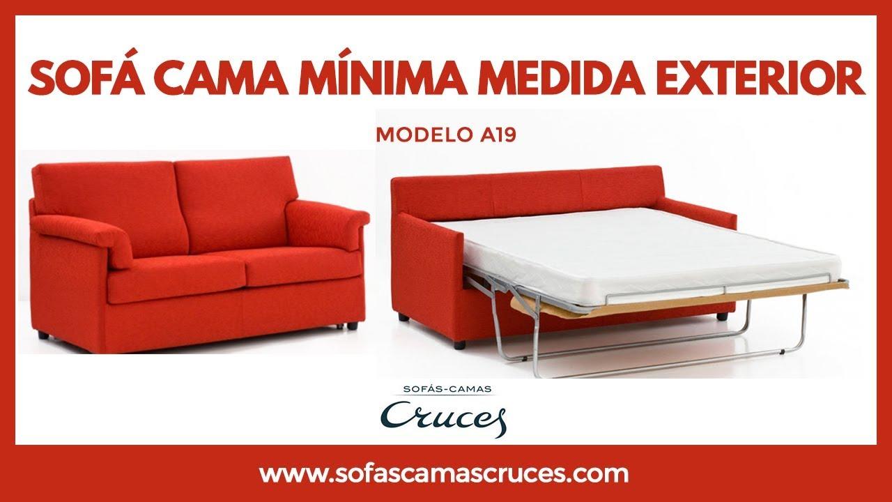 Sof que ocupa muy poco espacio perfecto para pisos - Sofa cama que ocupen poco espacio ...
