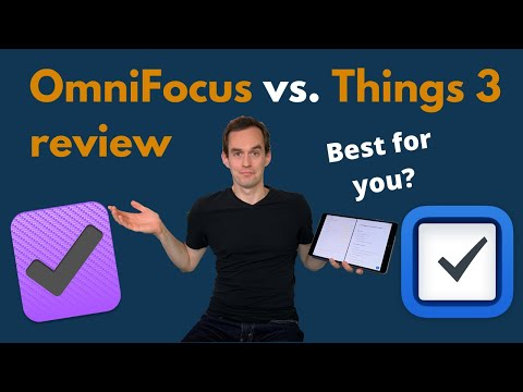 OmniFocus vs. Things
