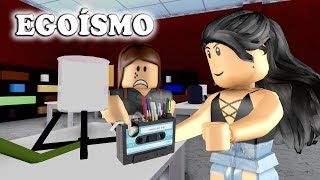 Traurige LITTLE Geschichte Roblox-die SELFISH GIRL