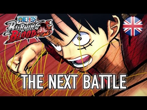 Игра One Piece Burning Blood выйдет на приставке Xbox One