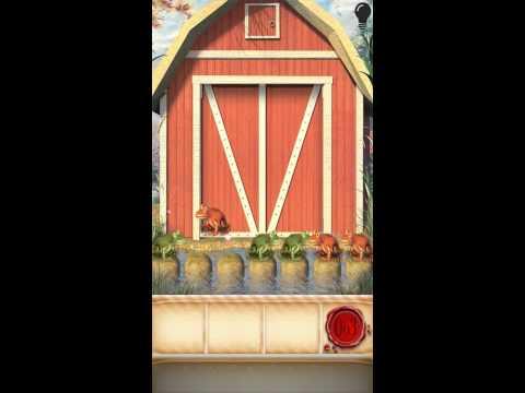 100 Doors Seasons - Part 2 Level 63 Walkthrough