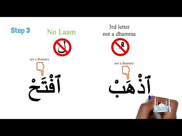 Reading Arabic - Hamzatul Wasl - Lesson 12