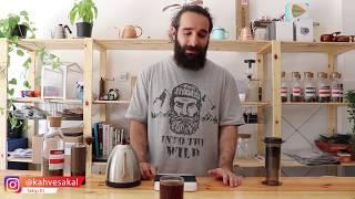 Aeropress ile nasıl kahve demlenir?
