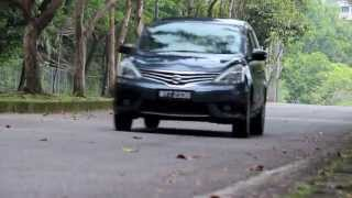 2014 Nissan Grand Livina Test Drive | Live Life Drive