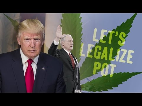 Marijuana Policy in the Trump Era