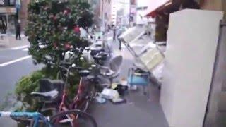 Terremoto en Japón 11 de marzo de 2011(地震) / Earthquake in Japan march 11, 2011