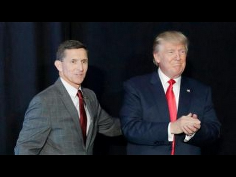 Report: Trump asked Comey to end Flynn investigation Mp3