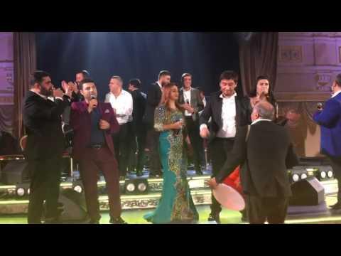 Хор певцов на езидской свадьбе 2