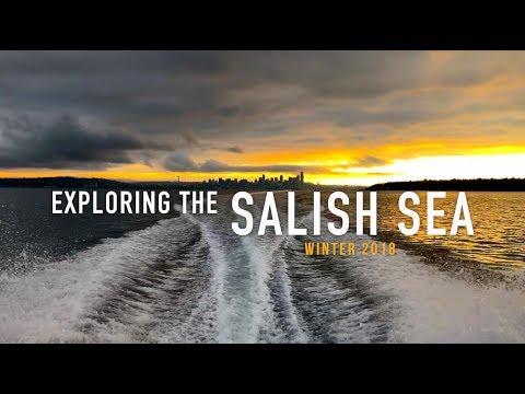 Exploring the Salish Sea 2018