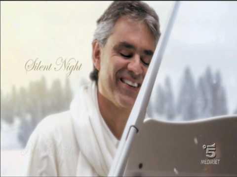 Spot TV Andrea Bocelli - My Christmas - YouTube