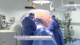 Yvelines | Santé : La pointe de la chirurgie du dos