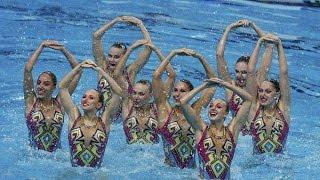 Дневники Чемпионата Мира 2015. 27 июля. Синхронное плавание (KAZAN 2015 TV)