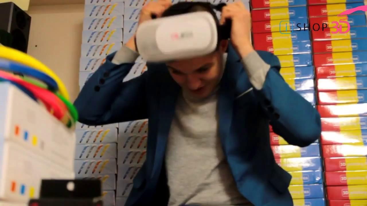 Розыгрыш в очках виртуальной реальности квадрокоптер mavic air combo pro на охоте