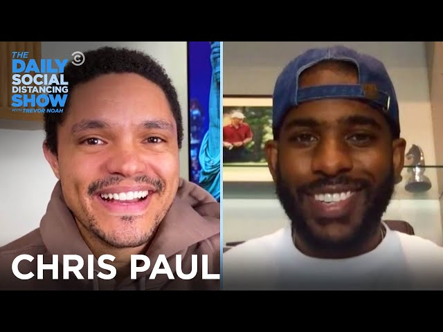 """Chris Paul - """"The Last Dance,"""" """"Blackballed"""" & The NBA's Future 