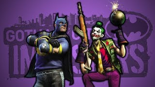 Gotham City Impostors: Polly Wants A Face
