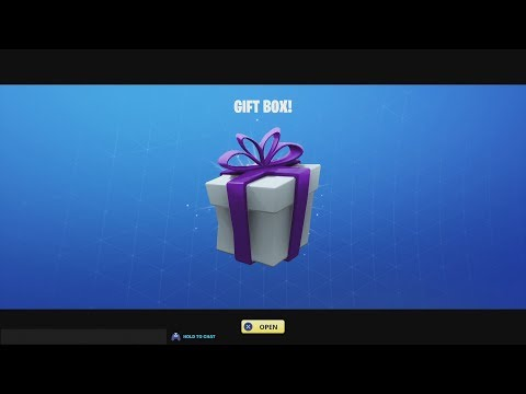 epic-games-sent-trumann-a-gift!-&-also-new-fortnite-music-added-today!-'unreal-chill'