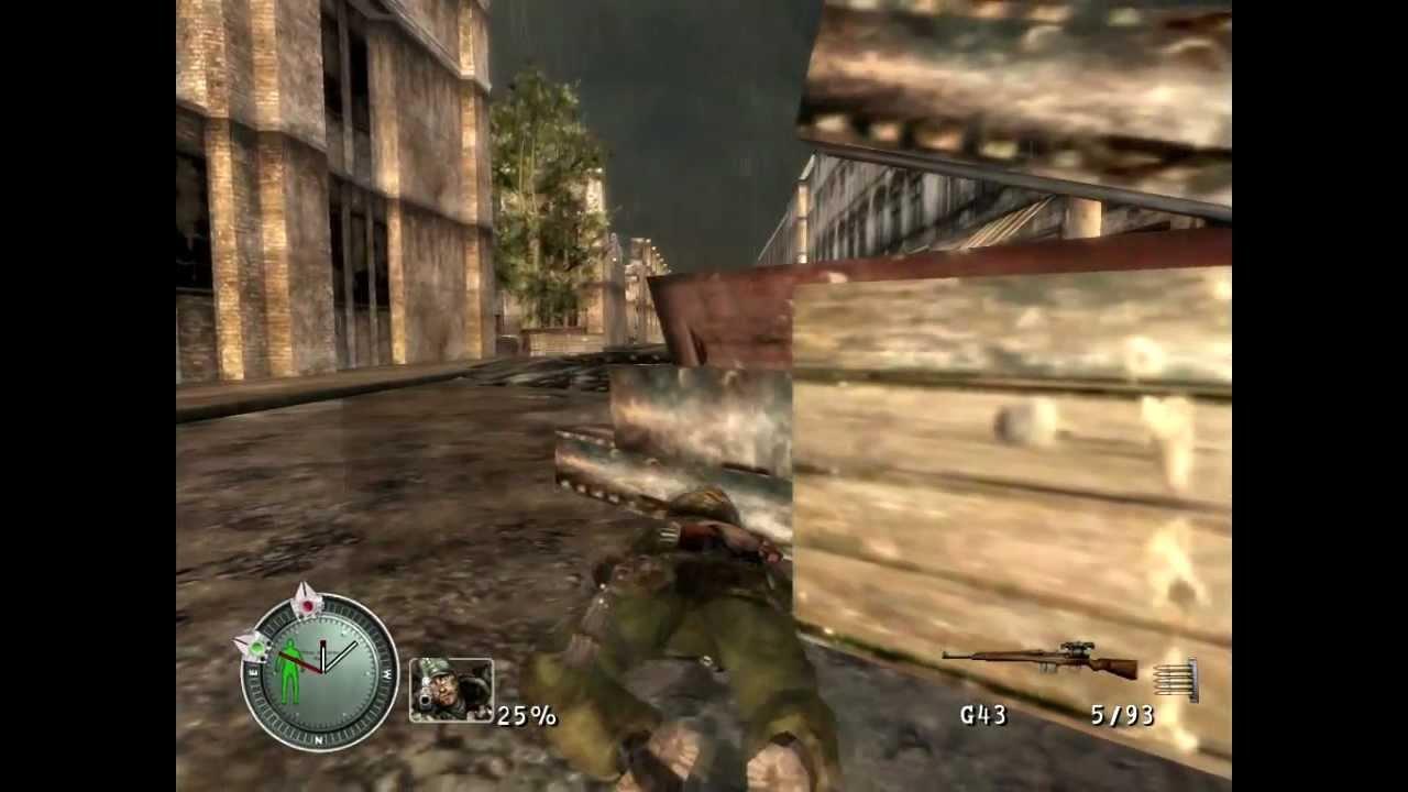Zagrajmy w: Sniper Elite Berlin 1945 #001 - Karlshorst - YouTube