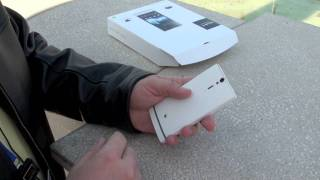 sony Xperia S Review Unboxing and Hardware Tour  Pocketnow