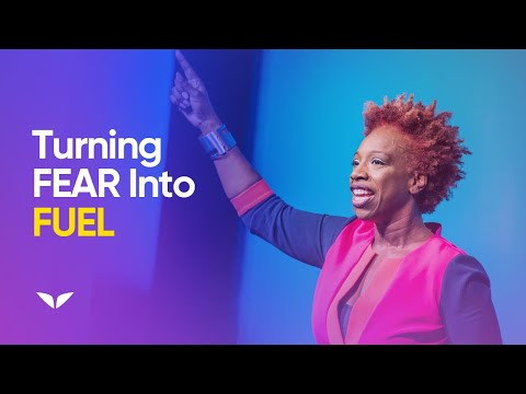 How To Turn Your Fear Into Fuel | Lisa Nichols