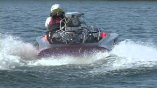 Blower Surge- Drag Boat