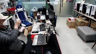 2020 12 24 노트북 ssd 교체 재설치 / 데스…