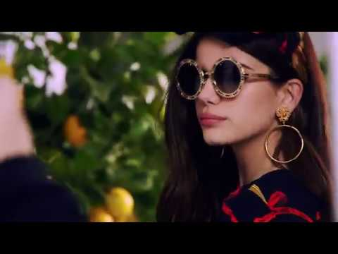 Sommer 2017 Brillen Frauen Werbekampagne