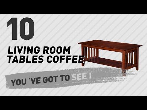 Atlantic Living Room Tables Coffee // New & Popular 2017