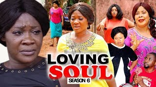 LOVING SOUL SEASON 6 - (New Movie) Mercy Johnson 2019 Latest Nigerian Nollywood Movie Full HD
