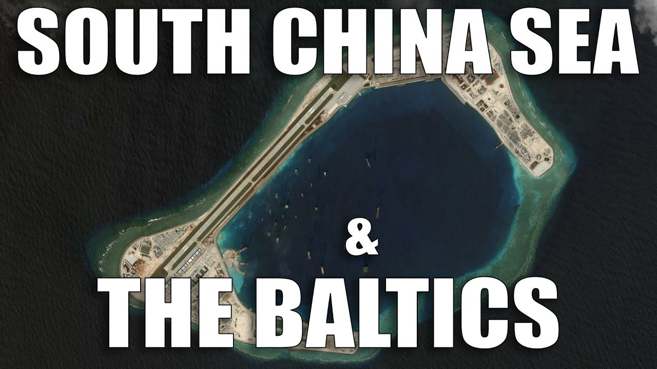 The Future War: South China Sea & The Baltics