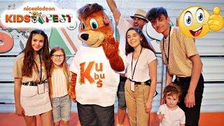 Kids Fest z Kubusiem, spotkanie z Samosiaa, Maliszewskaa, Colorowyy