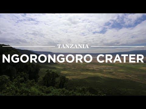 Ngorongoro Crater, Tanzania | Safari365