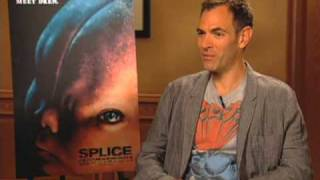 """CalTV Features: """"Splice"""" With Vincenzo Natali"""