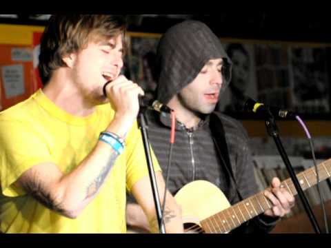 Circa Survive Acoustic Performance - Music Millennium Portland, OR