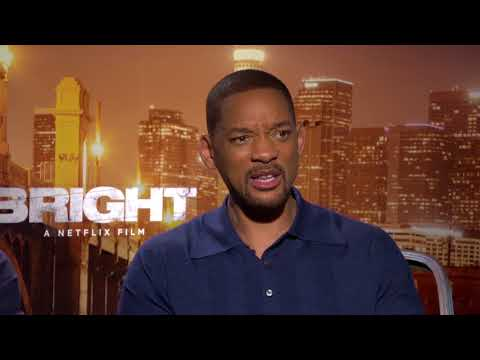 Bright  Will Smith and Joel Edgerton Generic Junket   Social.XYZ
