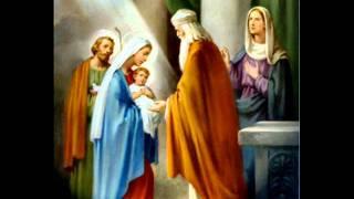 Il Santo Rosario - Misteri Gaudiosi (o della Gioia) - (Lunedi