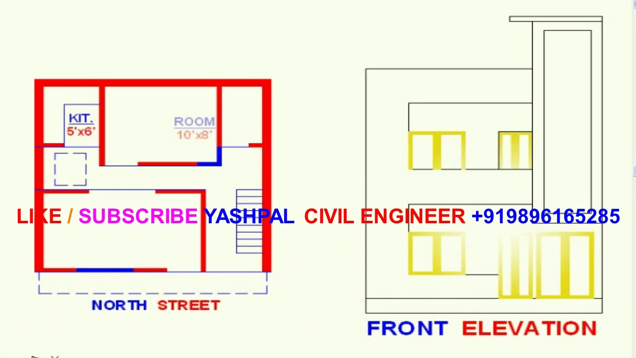 vastu north face house map 20x20 youtube rh youtube com tamil nadu house map