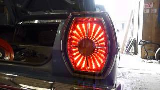 1965 Ford Galaxie Sequential LED Turn Signals